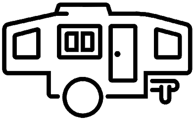 Popup RV outline